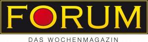 Logo Forum Wochenmagazin